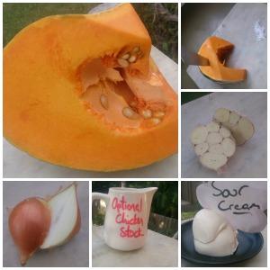 pumpkin ingredients