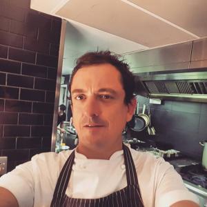 Kitchen Selfies