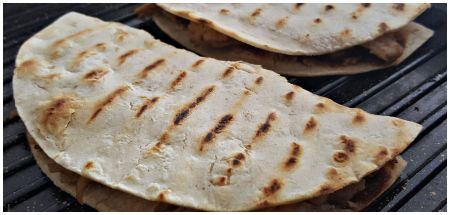 Pulled Pork Flat Breads