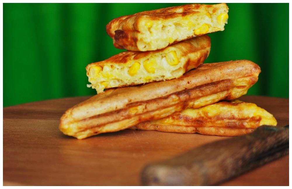 Jaffle Corn Fritter