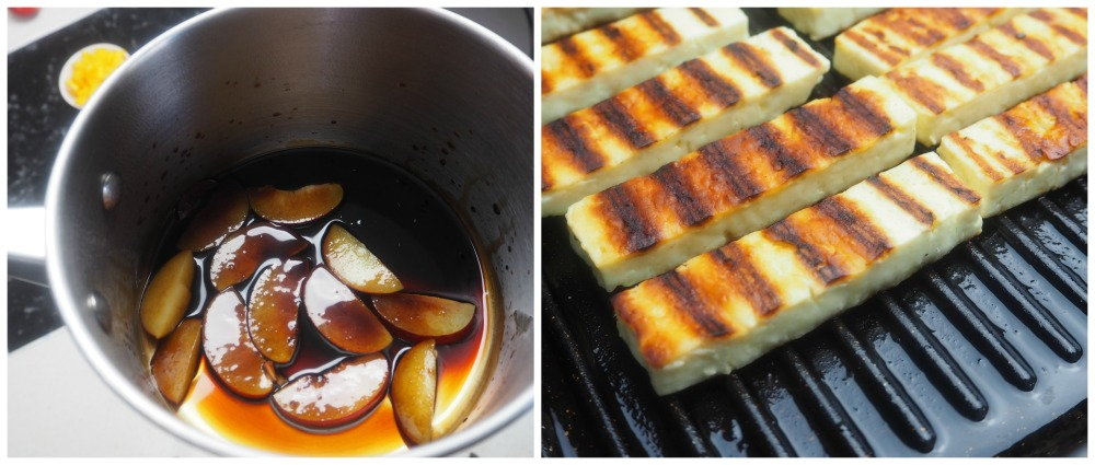 Grilled haloumi1