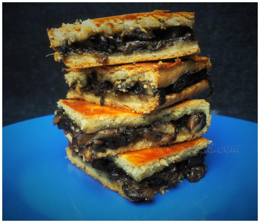 Mushroom Pie 6