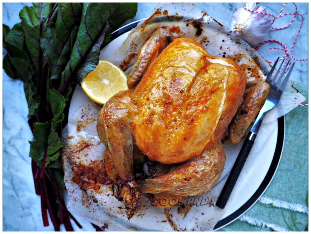 Roast Chicken 7