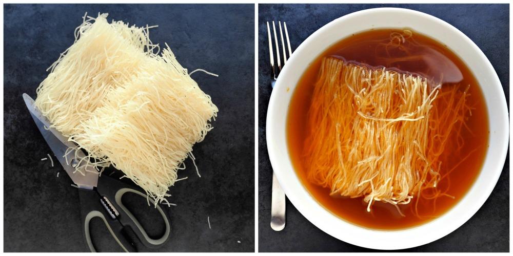 Singapore noodles 4